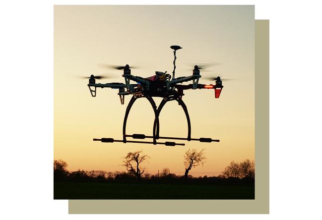 Filmowanie z powietrza - filmowanie dronem